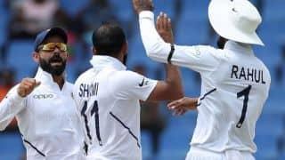 IND vs WI: लंच तक भारत 14/0, कुल बढ़त 89 रन