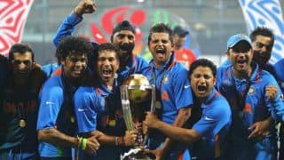 ICC World Cup 2011 replica to be unveiled in Indore