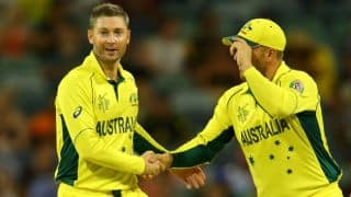 Australia vs Sri Lanka, Live Cricket Score, ICC Cricket World Cup 2015: Pool A Match 32 at Sydney