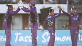 BBL: Hobart Hurricanes maintain unbeaten run