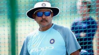 """Ravi Shastri to CoA: """"Not enough time for India to prepare for day-night Tests"""""""