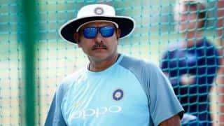 Ravi Shastri to CoA: