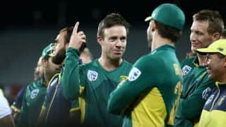 AB de Villiers: We're ready for Champions Trophy 2017