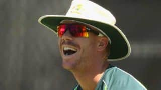 Graeme Swann dismisses David Warner's sledging as 'bravado'