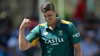 Marchant de Lange signs 3-year contract with Glamorgan