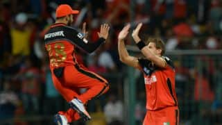 IPL 2017: Shane Watson to lead RCB after AB de Villiers confirms unavailability; Brendon McCullum takes dig