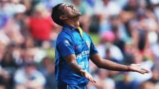 BAN vs SL 3rd ODI at Colombo: Thisara, bowlers set up 70-run win as hosts level series