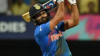 IND vs WI, 1st T20I 2016: Rohit scores 12th T20I half-century