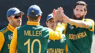 Live Cricket Scorecard: ICC Cricket World Cup 2015, South Africa vs Ireland, Pool B, Match 24 at Canberra