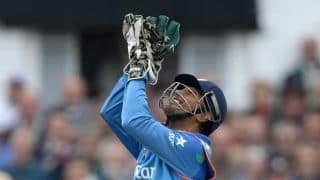 India vs England 2014, 3rd ODI at Trent Bridge: Eoin Morgan dismissed by Ravichandran Ashwin