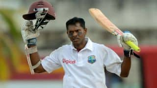 Chanderpaul extends support to younger players
