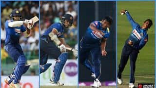 Sri Lanka World Cup squad: Thirimanne, Siriwardana, Vandersay recalled