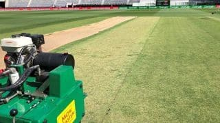 Green top awaits India and Australia in Perth's new venue