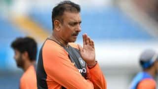 Ravi Shastri advocates the 'believe in yourself' for team india