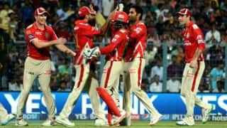 Sunrisers Hyderabad vs Kings XI Punjab, Free Live Cricket Streaming Online on Star Sports: IPL 2015, Match 48 at Hyderabad