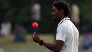 GREEN 217/7; TARGET: 497 | Duleep Trophy Live Updates of first pink cricket ball match in India