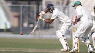 Ranji Trophy 2014-15: Bengal look to capitalise on Sudeep Chatterjee's form against Karnataka