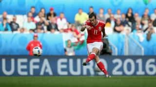 Debutants Wales defeat Slovakia 2-1 in Euro 2016 Group B match