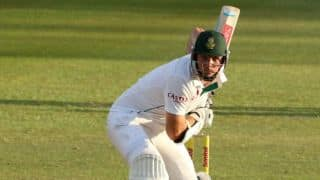 South Africa enter tea at 19/0, need 39 to win 2nd Test and series