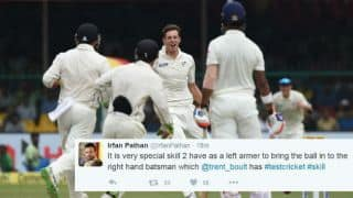 India vs New Zealand, 1st Test 2016: Kiwis seize control on Day 1 – Twitter reactions