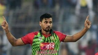 Bangladesh vs West Indies: Mashrafe Mortaza to join ODI squad