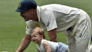 David Warner expecting Candice Warner's call for birth of 2nd child during India series