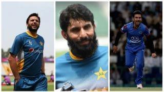 Shahid Afridi, Misbah-ul-Haq, Dawlat Zadran and others join T20 Global League drafts