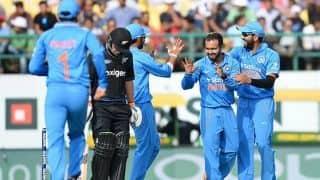 ICC World Cup 2019: Rain threat looms over India-New Zealand match