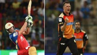 AB de Villiers vs Dale Steyn: A saga of two battles separated by two years at the IPL