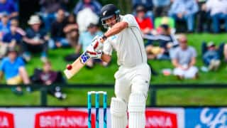 2nd Test: Colin de Grandhomme hits 28-ball fifty, the fastest for New Zealand