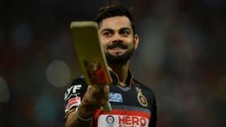 Virat Kohli gives up opening slot for Banglore; will bat at No.3