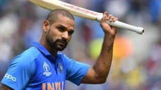 Shikhar Dhawan: Cometh the hour, cometh the man