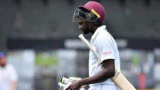 West Indies captain Jason Holder suspended for third Test at St. Lucia
