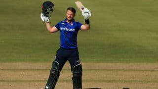 5th unofficial ODI: Ben Duckett lead England lions to a 1 wicket win; India A seal the series by 4-1