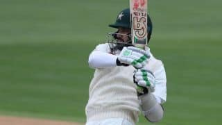 Fakhar Zaman, Azhar Ali slams fifties against Leicestershire in Pakistan's final warm up tie ahead of England series