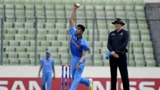 India vs Sri Lanka, 2nd ODI at Mohali: Washington Sundar becomes 7th youngest to play ODI for India