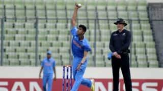 भारत के लिए सबसे कम उम्र में डेब्यू करने वाले सातवें खिलाड़ी बने वॉशिंगटन सुंदर
