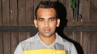 Zaheer Khan alleges Greg Chappell would not let him play for India