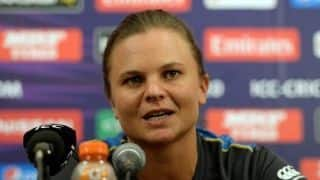 We have got to be aggressive when Indian spinners toss the ball up: Suzie Bates