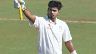 Shreyas Iyer to lead India A in Quadrangular series