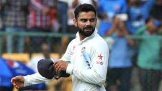Virat Kohli: Always wanted to be one of the top cricketers