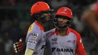 Delhi Daredevils lose openers in run-chase against Rajasthan Royals in IPL 2015