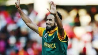 POLL: Will Imran Tahir trouble Indian batsmen on Indian pitches?