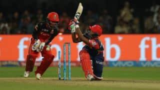आईपीएल 2018: रॉयल चैंलेंजर्स बैंगलोर, दिल्ली डेयरेडेविल्स के शेड्यूल में बदलाव