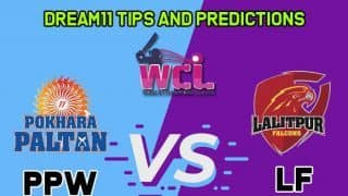 PPW vs LF Dream11 Team Pokhara Paltan vs Lalitpur Falcons, Match 9, Women Champions League T20– Cricket Prediction Tips For Today's Match PPW vs LF at TU International Cricket Ground, Kirtipur