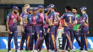 IPL 2017: Steven Smith, Manoj Tiwary out against Delhi Daredevils