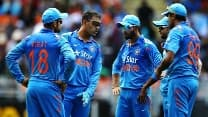 India remain 2nd in ICC T20I Rankings
