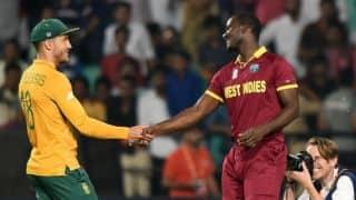 World XI squad for Pakistan tour announced; Faf du Plessis, Tamim Iqbal, Darren Sammy to play