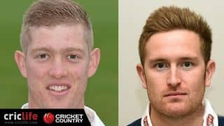 Keaton Jennings and Liam Dawson: Who are England's latest Test recruits for India tour?