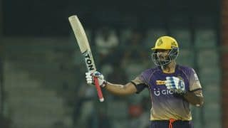 IPL 2017: Yusuf Pathan plays 100th IPL game for Kolkata Knight Riders (KKR)